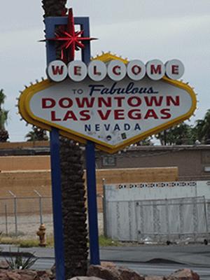 Las Vegas Pop Culture Tour says Welcome to Fabulous Downtown Las Vegas!