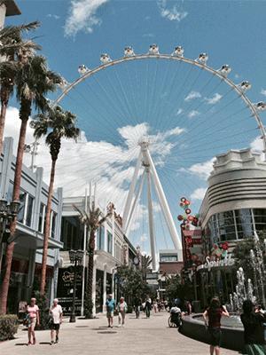 See the new Vegas on a Las Vegas Pop Culture Tour!